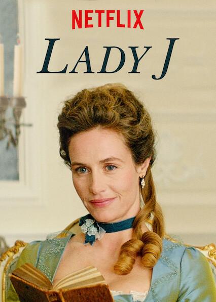 Lady J on Netflix UK