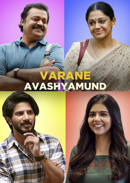 Varane Avashyamund on Netflix UK