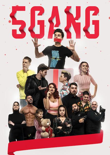5Gang on Netflix UK