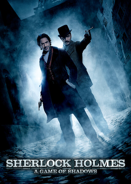 Sherlock Holmes: A Game of Shadows on Netflix UK