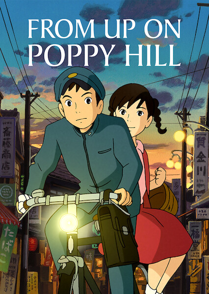 From Up on Poppy Hill on Netflix