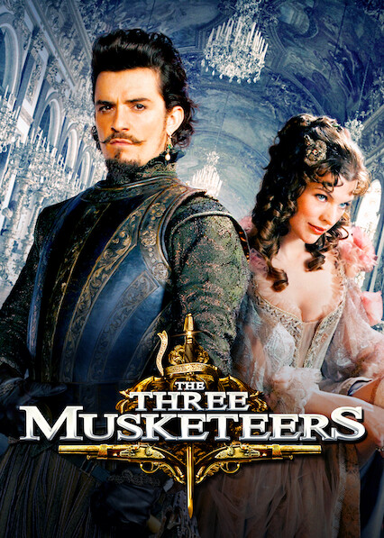 The Three Musketeers on Netflix UK