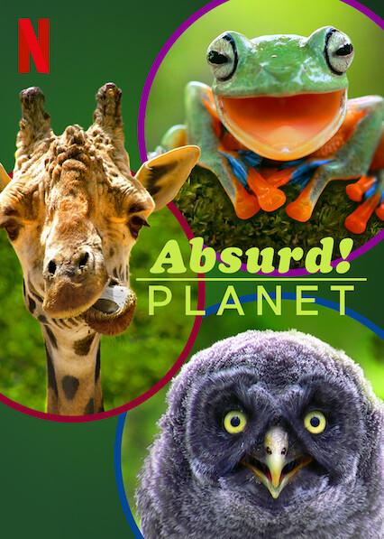 Absurd Planet on Netflix