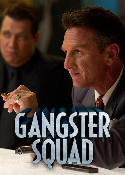 Gangster Squad on Netflix