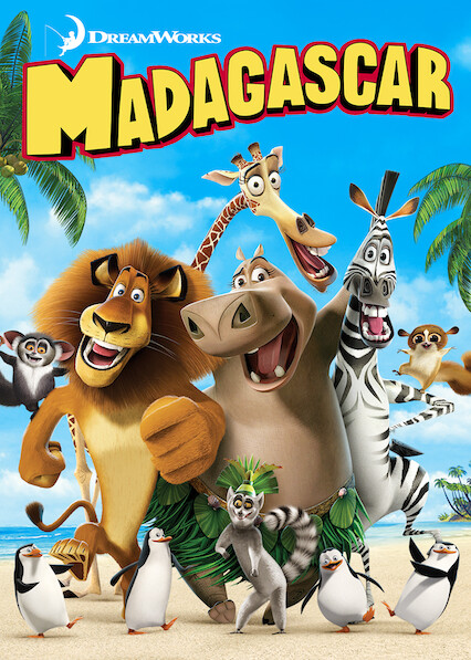 Madagascar on Netflix UK