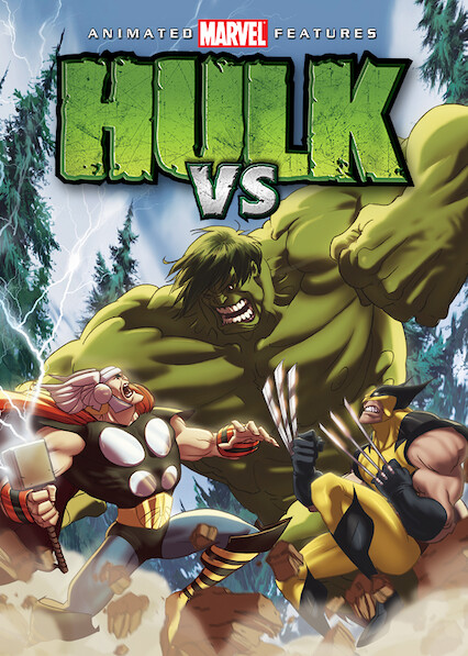 Hulk Vs. on Netflix UK