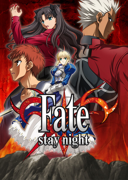 Fate/stay night on Netflix UK
