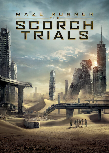 Maze Runner: The Scorch Trials on Netflix UK