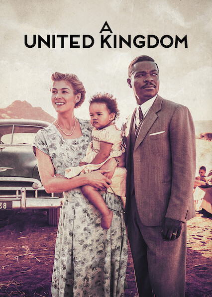 A United Kingdom on Netflix