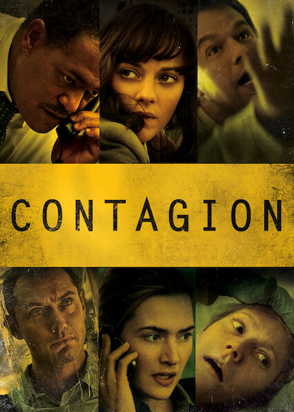 Contagion on Netflix UK