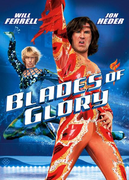 Blades of Glory on Netflix UK