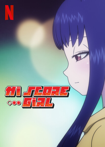 Hi Score Girl on Netflix UK