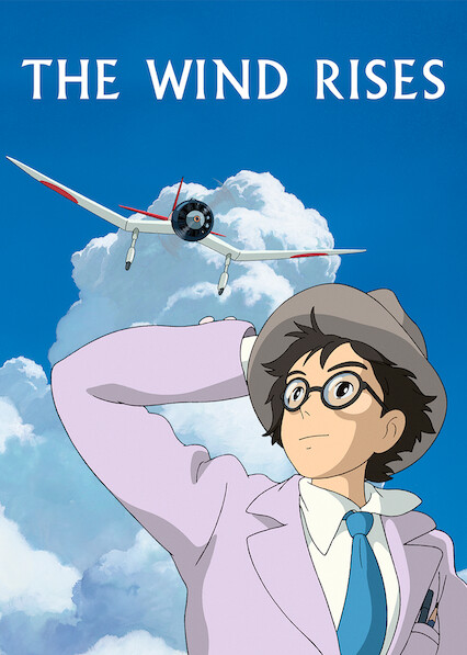 The Wind Rises on Netflix UK