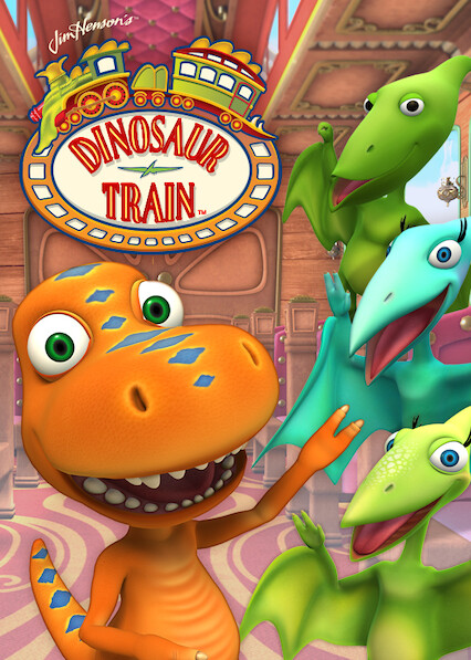 Dinosaur Train on Netflix