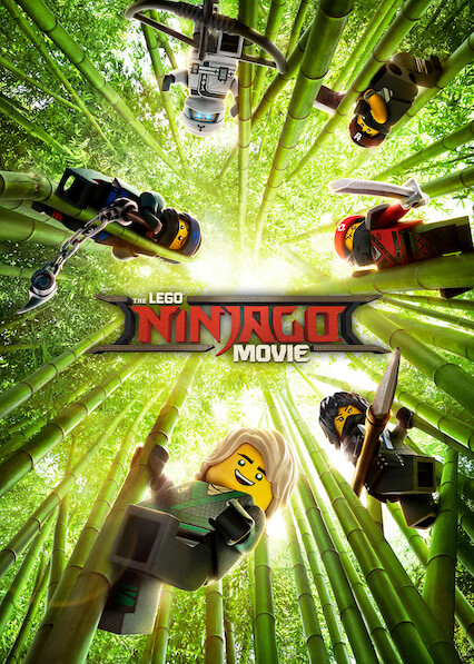The LEGO Ninjago Movie on Netflix UK