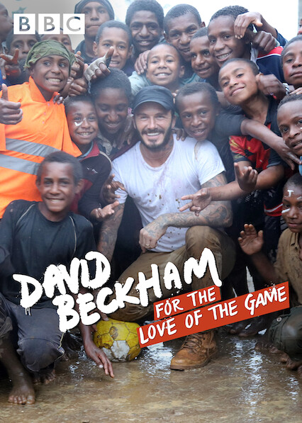 David Beckham: For the Love of the Game on Netflix UK