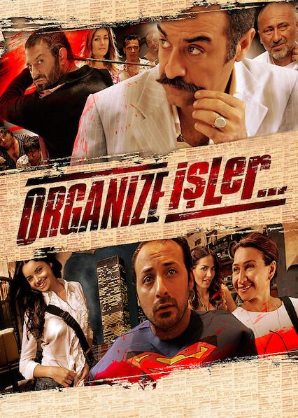 Organize Isler on Netflix UK