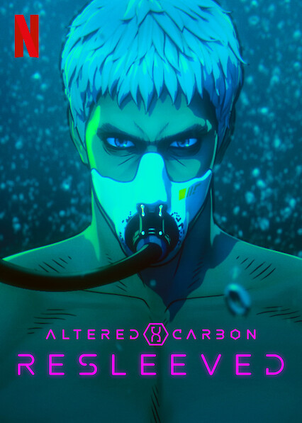 Altered Carbon Resleeved 2020 1080p NF WEB-DL HIN-Multi DD+5.1 x264-Telly | 8 GB |