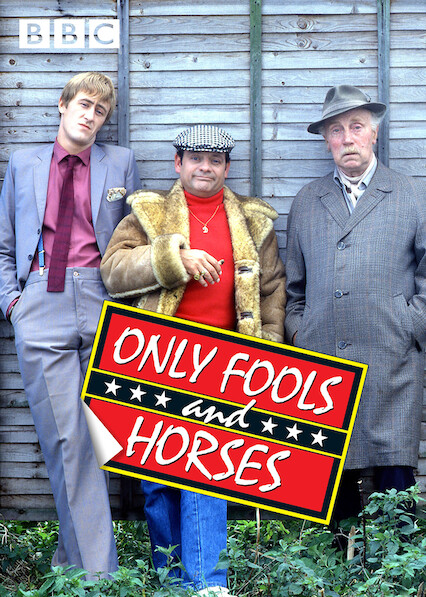 Only Fools and Horses on Netflix