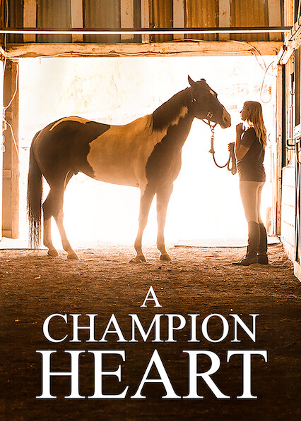 A Champion Heart (A Horse from Heaven)