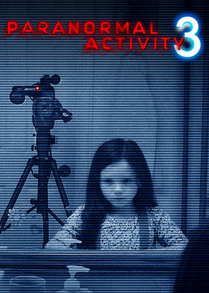 Paranormal Activity 3 on Netflix UK