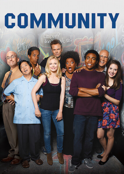 Community on Netflix UK