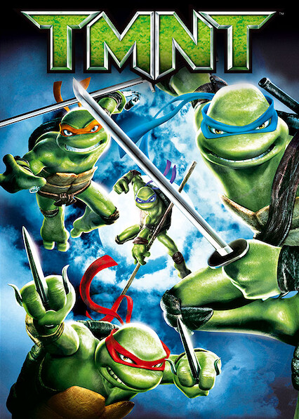 Teenage Mutant Ninja Turtles on Netflix