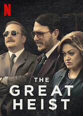 Search netflix The Great Heist