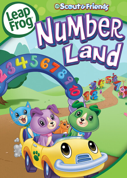 LeapFrog: Numberland on Netflix UK