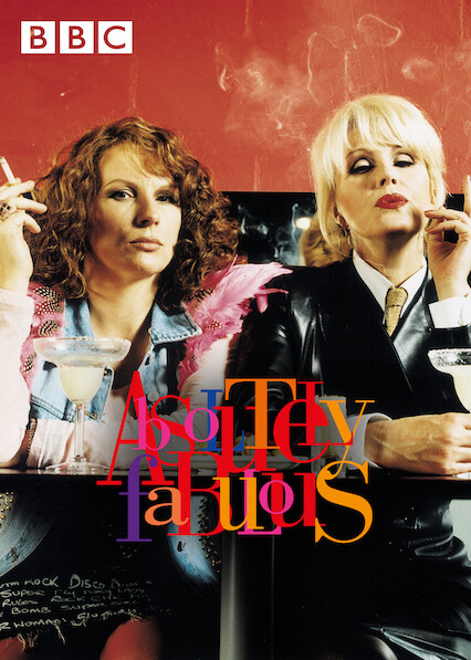 Absolutely Fabulous on Netflix UK